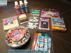 CraftProjectIdeas.com Rainy Day Survival Kit #2