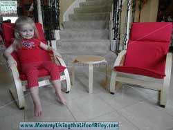 ECR4Kids Bentwood Comfort Chairs with Table 3-Piece Set