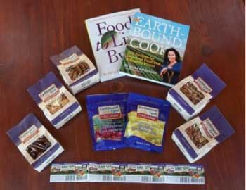 Earthbound Farm Organic Food Prize Pack