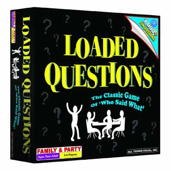 FamilyandPartyGames.com Loaded Questions