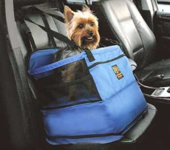 Kyjen Pet Lookout Car Booster Seat from Outward Hound