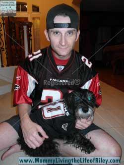 Pet Super Store NFL Dog Jersey - Atlanta Falcons