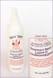 Fairy Tales Hair Care Rosemary Repel Leave-In Conditioner