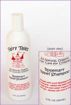 Fairy Tales Hair Care Rosemary Repel Shampoo