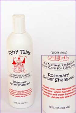 Fairy Tales Hair Care Rosemary Repel Shampoo