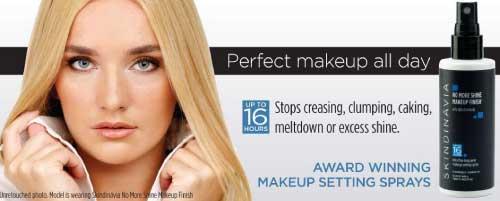Skindinavia No More Shine Makeup Skin Finish
