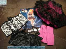 Yandy.com 80's Cyndi Lauper Party Girl Costume