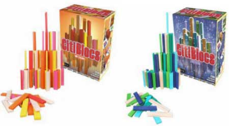 CitiBlocs Precision Cut Building Blocks