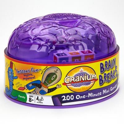 Hasbro Games Cranium Brain Breaks