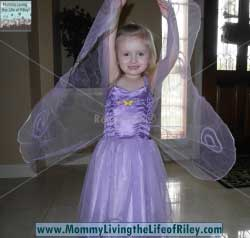 Magic Cabin Fairy Princess Dress