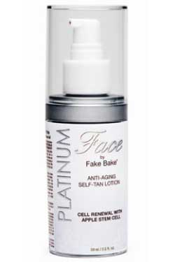 Fake Bake Face Anti-Aging Self-Tan Lotion