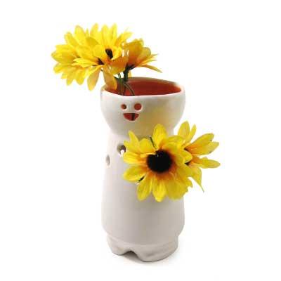 Uncommon Goods Pik a Fleur Vase