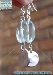 Wendell August Forge UpCycled Bliss Dangle Earrings