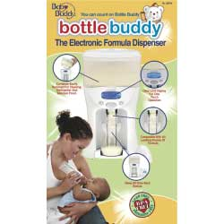 Bottle Buddy Electronic Formula Dispenser