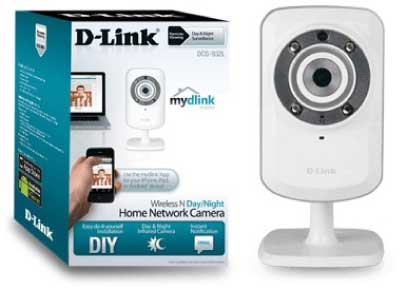 RadioShack D-Link DCS-932L Wireless N Network Camera