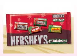 Celebrate with Hershey's