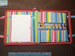 M and N's Monogrammed Gifts Doodlebugz Crayola Doodlebag