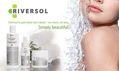 Riversol for Rosacea