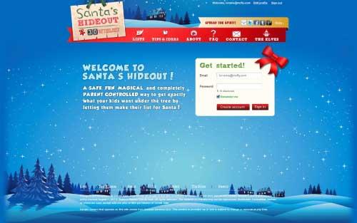 Santa's Hideout