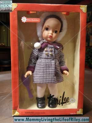 Terri Lee Winter Wonderland Doll