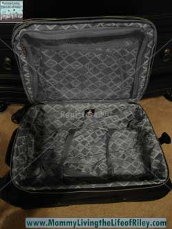 "Travelpro Atlantic Compass 2 21"" Expandable Carry-On Spinner Suiter"