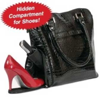 Mad Style Hidden Soles Tote