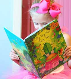 I See Me! My Very Own Fairy Tale Personalized Children's Book
