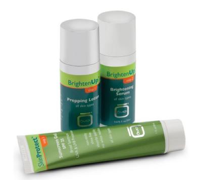 Omic Skincare BrightenUp 3-Step Brightening Kit