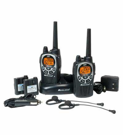 RadioShack Midland GXT1000VP4 Communication Radios