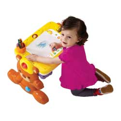 VTech 2-in-1 Discovery Table