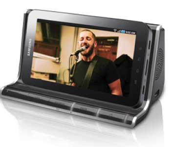 Acoustic Research ARS15 Wireless Bluetooth Tablet Dock