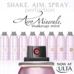Aero Minerale Makeup Mist