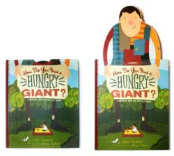 How Do You Feed a Hungry Giant by Caitlin Friedman