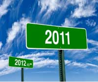 Looking forward to 2012