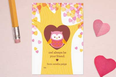 Minted Classroom Valentine's Day Cards