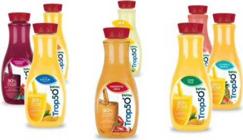 Tropicana Trop50 Juice Beverage