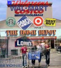 Big Box Retailers
