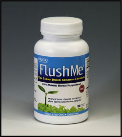 CANFO Natural Products FlushMe