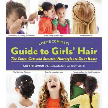 Cozy's Complete Guide to Girls' Hair Book
