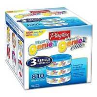 how to use diaper genie elite