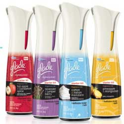 Glade Expressions Fragrance Mist and Oil Diffuser