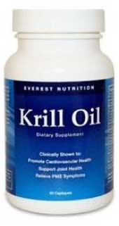 Everest Nutrition Krill Oil