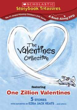 Scholastic Storybook Treasures The Valentines Collection DVD