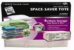Space Bag High Capacity Storage Tote