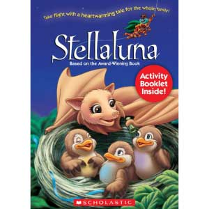 Stellaluna DVD from Scholastic