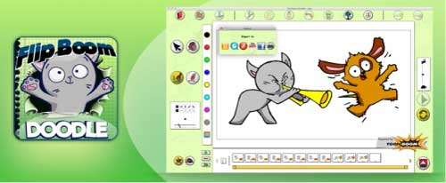 Toon Boom Animation Flip Boom Doodle Software