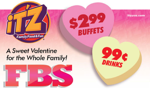 iT'Z Valentine's Day Promo