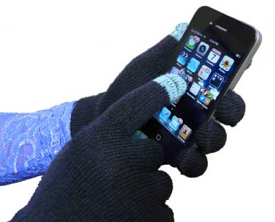 iTouch Touchscreen Gloves