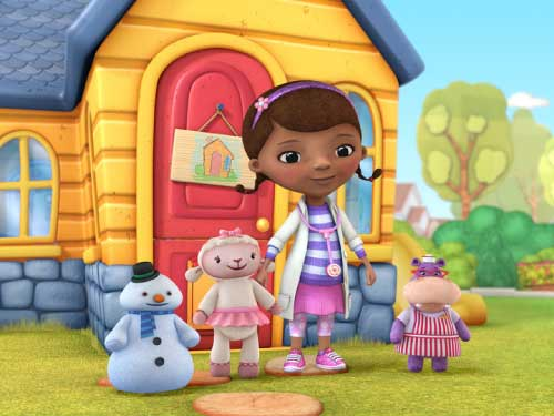 Doc McStuffins on Disney Junior