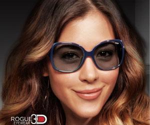 EX3D Bowie 3D Glasses